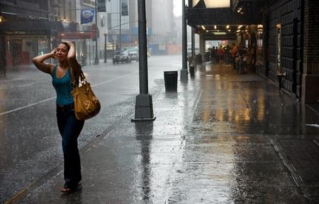 The Rain Storm