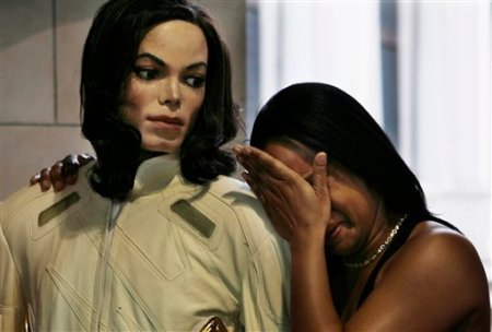 Obit Michael Jackson Reax