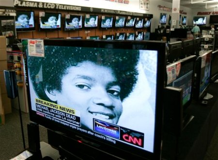 Obit Michael Jackson Teax