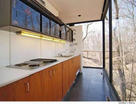 A James Speyer Kitchen